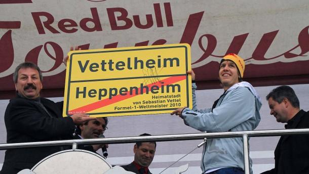 Vettelheim bleibt doch Heppenheim