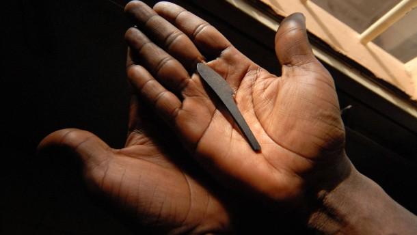 Frauenbeschneidung in Westafrika