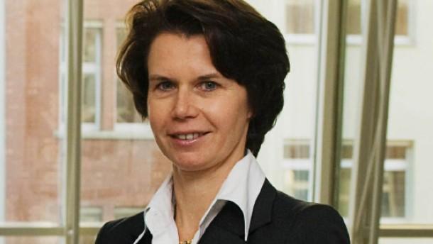 Künftig führt eine Frau die Frankfurter Volksbank