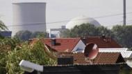 Streitfall: Biblis will sich nach dem Aus für das Atomkraftwerk neue Steuerquellen und Arbeitsplätze erschließen - ein Zwischenlager passe dazu nicht
