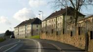 Die ehemalige Armstrong-Kaserne: Auf dem Gelände soll die Erstaufnahmeeinrichtung entstehen.