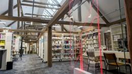 Wie eine Bücherei ohne Personal auskommt
