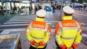 Stadtpolizei verzeichnet mehr Strafverfahren