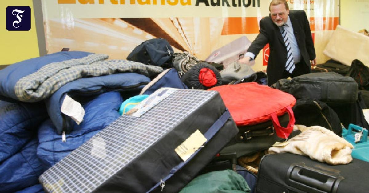 Versteigerung Koffer