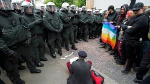 Polizei will selbst aufklären