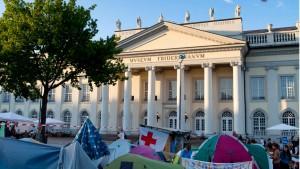 """doccupy""-Aktivisten räumen Kasseler Camp freiwillig"