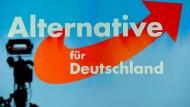 Kommen und Gehen im Vorstand: AfD in Hessen