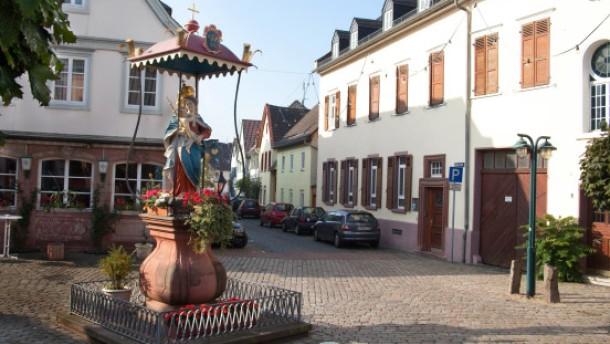 """Hochheim wird immer ärmer"""