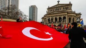 Erdogan schneidet in Hessen besser ab als in der Türkei