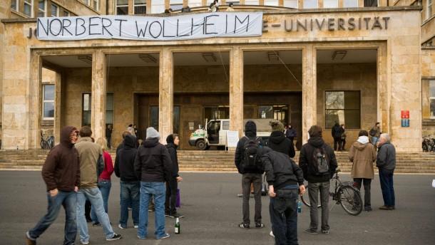 KZ-Überlebende fordern Norbert-Wollheim-Platz