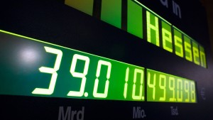 Hessens Schulden steigen sprunghaft