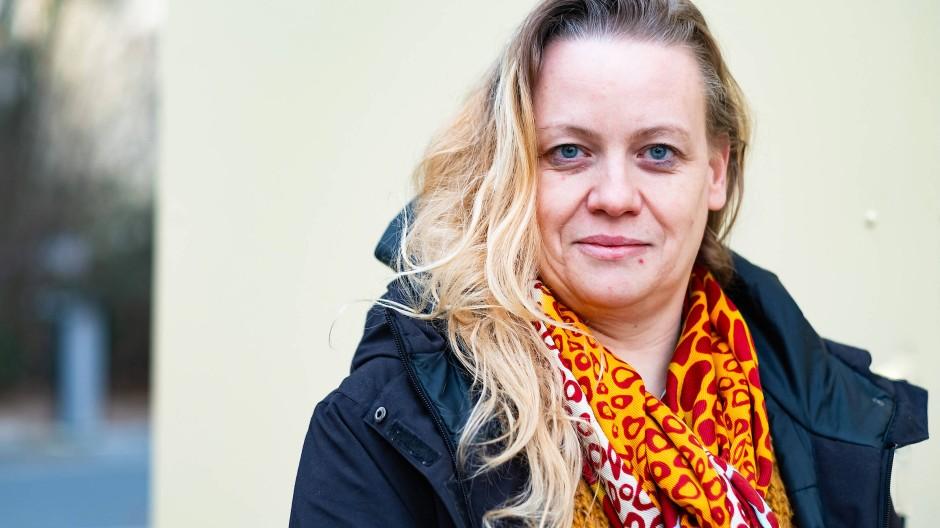Will keinen Schüler abhängen: die Frankfurter Stadtelternbeirätin Julia Frank