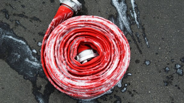 Mann nach Feuer in Asylbewerberheim festgenommen