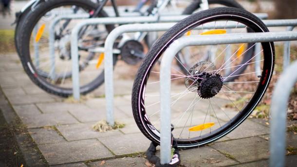 Auf der Spur der Fahrraddiebe