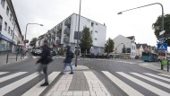 Hochburg: In Griesheim schneidet die rechtspopulistische AfD besser ab als im Frankfurter Durchschnitt