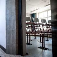 Keine Schule: Niemand weiß, ob der reguläre Unterricht nach den Osterferien wieder beginnen kann. (Symbolbild)