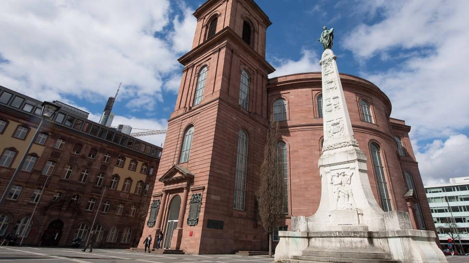 Neue Nutzung: Frankfurter OB schlägt Paulskirche als Tagungsort der Stadtverordnetenversammlung vor