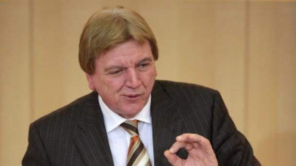 Bouffier weist Vorwurf des Rechtsbruchs zurück