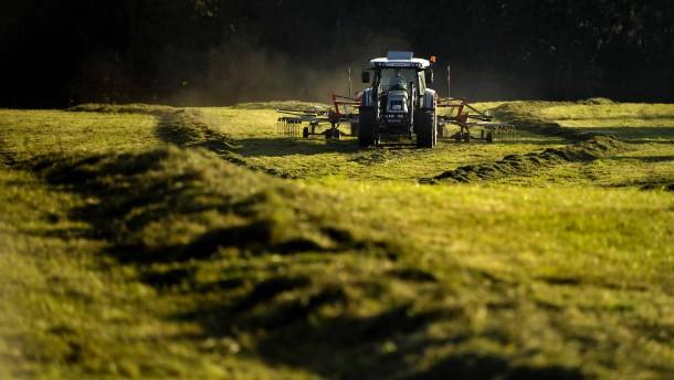 Landwirte wollen Lohn für Luft- und Bodenschutz