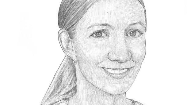 Sandra Ciesek und die öffentliche Blitzkarriere
