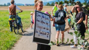 """Mit Menschenkette gegen geplante """"Josefstadt"""""""