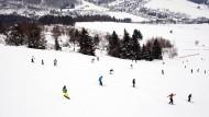 Dem Winterwetter sei Dank: Seit dem 13. Januar laufen die Lifte in Willingen ohne Unterbrechung