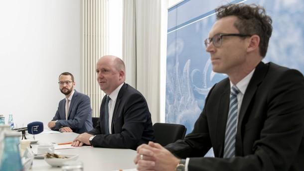 CDU verzichtet auf Bruch der Frankfurter Koalition