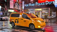 Ein Tag Taxifahrer in New York