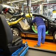 Erhalt: Neben dem Fahrzeugbau bleibt in Rüsselsheim unter anderem das Teilelager erhalten, wenn auch kleiner als bisher