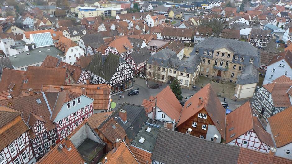 Seit fünf Tagen unter Inzidenz 100: Vogelsbergkreis mit Lauterbach