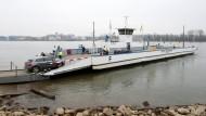 Fährbetrieb und Zusatzzüge über den Rhein entfallen