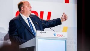 Helge Braun soll Hessen-CDU zum Sieg führen