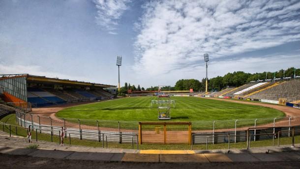 Gut 30 Millionen fürs Böllenfalltor-Stadion