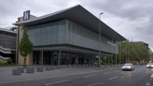 Diskussion über Neubau der Rhein-Main-Hallen