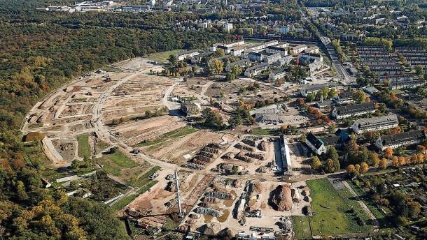 250-Kilo-Bombe auf früherem Hanauer Kasernengelände gefunden