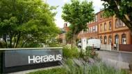 Heraeus baut Stellen in Hanau ab