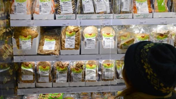 Erster veganer Supermarkt in Hessen eröffnet