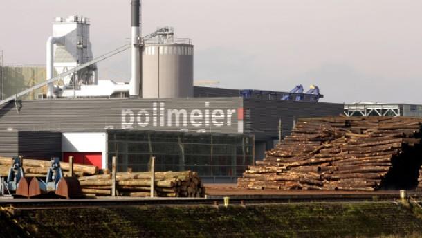 Entlassungen bei pollmeier auch holzexporte in der for Depot aschaffenburg