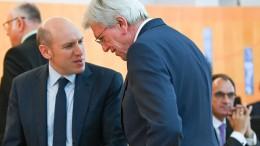 CDU-Parteifreunde fordern Pentz' Rücktritt