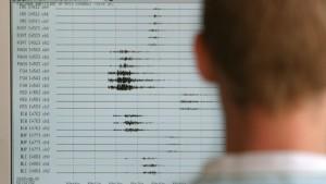 Erdbeben im Rhein-Main-Gebiet ohne Schäden