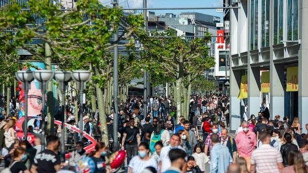 Frankfurt verschärft Corona-Regeln