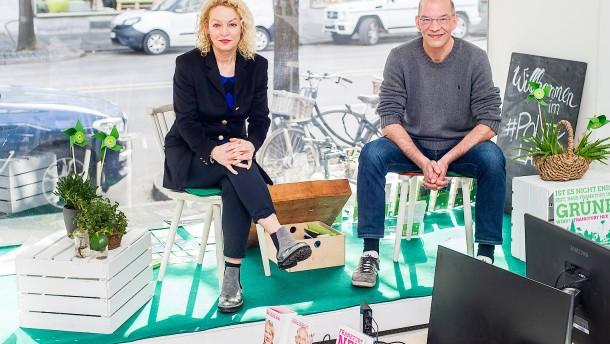 In Frankfurt ist Grün-Schwarz-Volt möglich