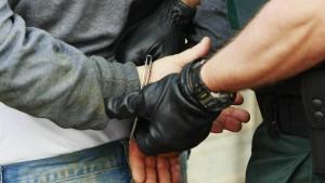 Schlag gegen Mafia in Hessen und Rheinland-Pfalz