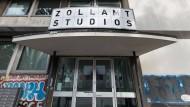 Das ehemalige Zollamt in Offenbach: Vor einem Jahr siedelten sich hier Künstler, Designer und andere Kreative an.