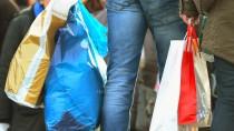 Sie soll schlecht für die Umwelt sein: die Plastiktüte