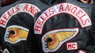 Hells Angels-Symbole in Hessen verboten