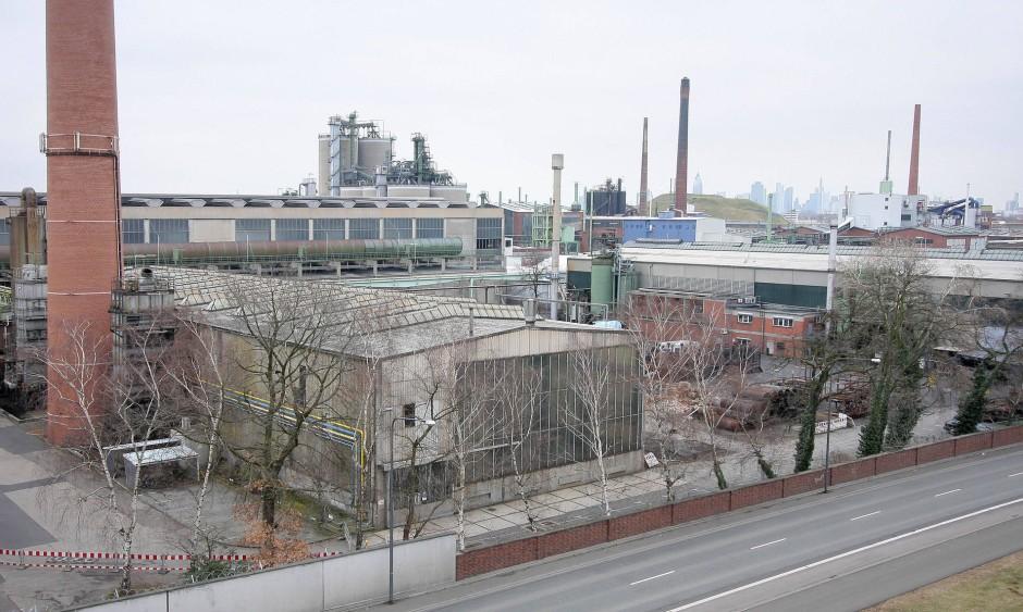 Industriepark: Eine neue Chance f�r die �Chemische� in Griesheim ...