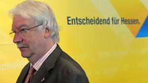 Hessische FDP sortiert sich neu