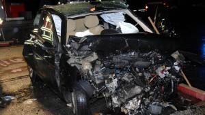 Bewährungsstrafen für zwei Beamte nach tödlicher Geisterfahrt