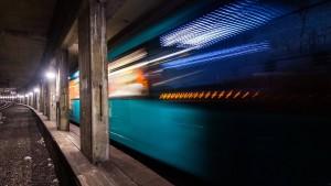 100 Meter lange Züge